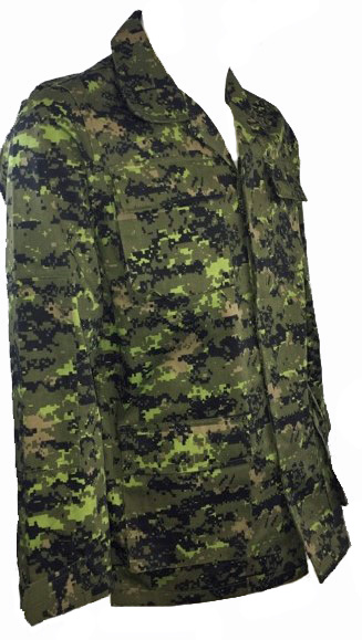 SGS Canadian digital combat shirt