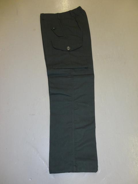 Pantalon de combat vert forêt