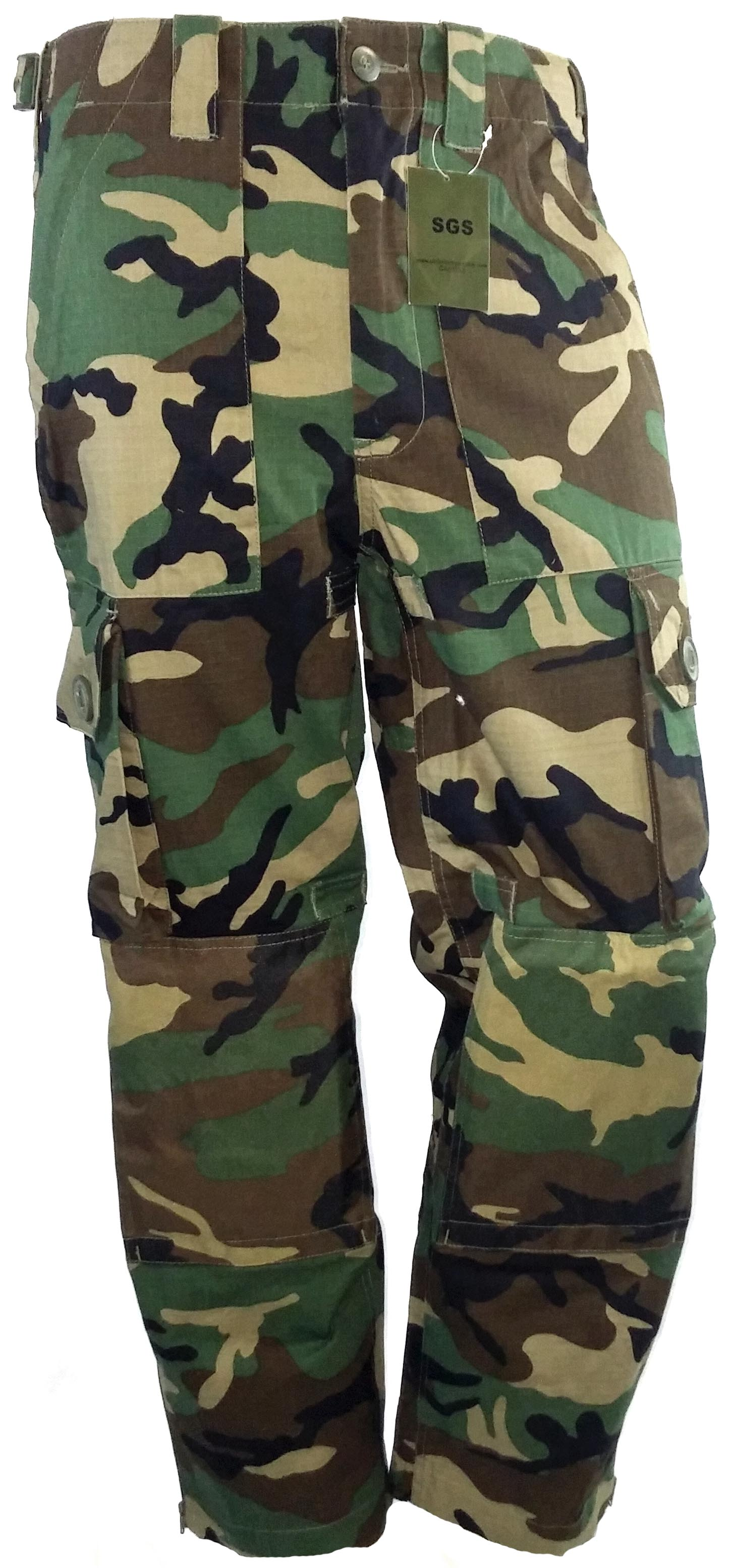 SGS Paratroop pants