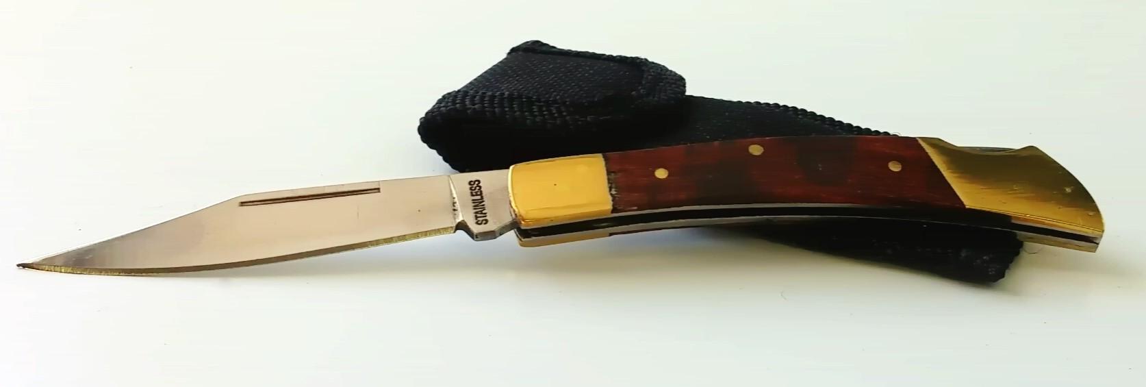 Couteau pliant style  K700