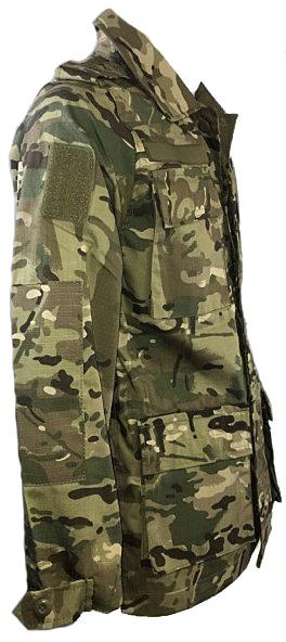 Chemise de combat multi-cam