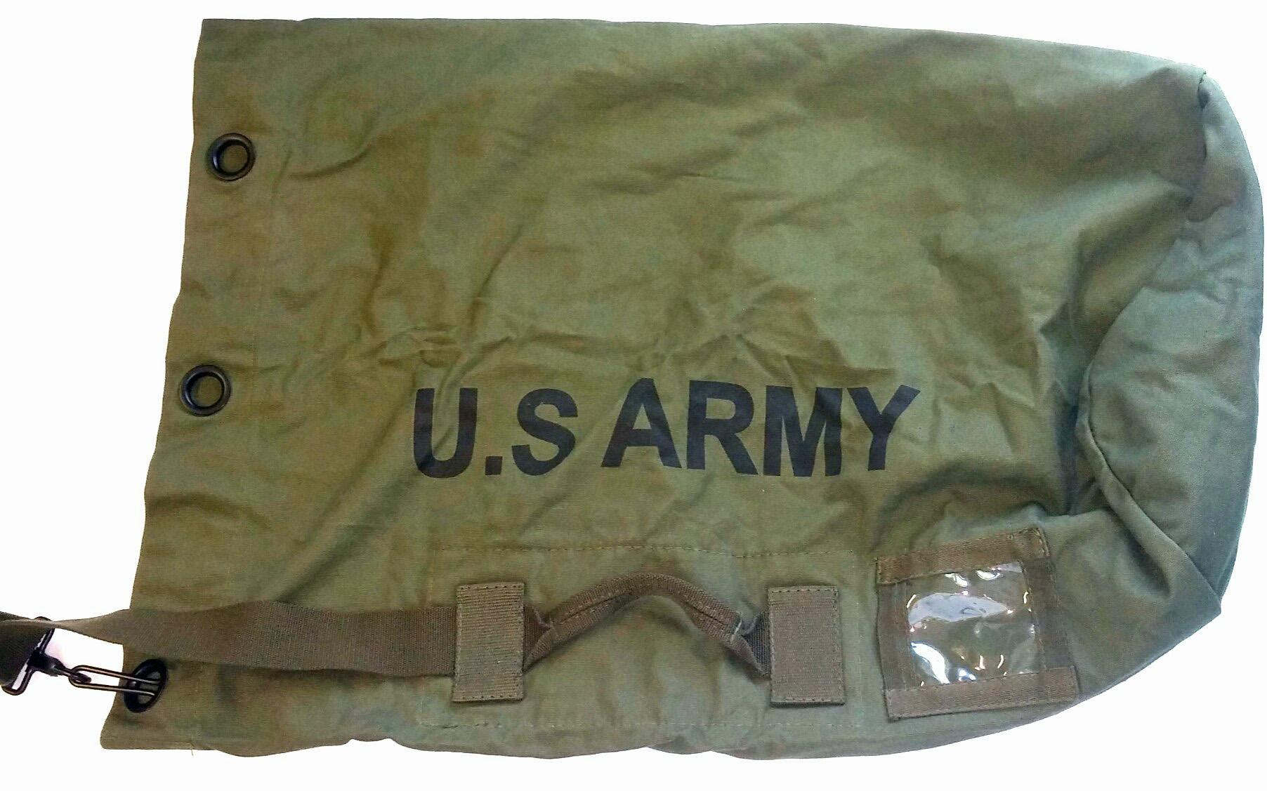 SGS U.S. ARMY DUFFLE BAG