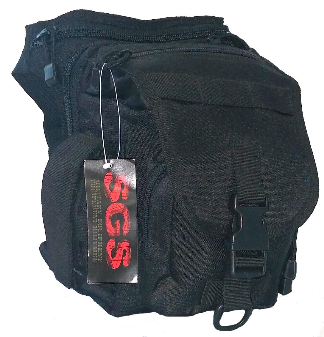 SGS Bag B680. Black