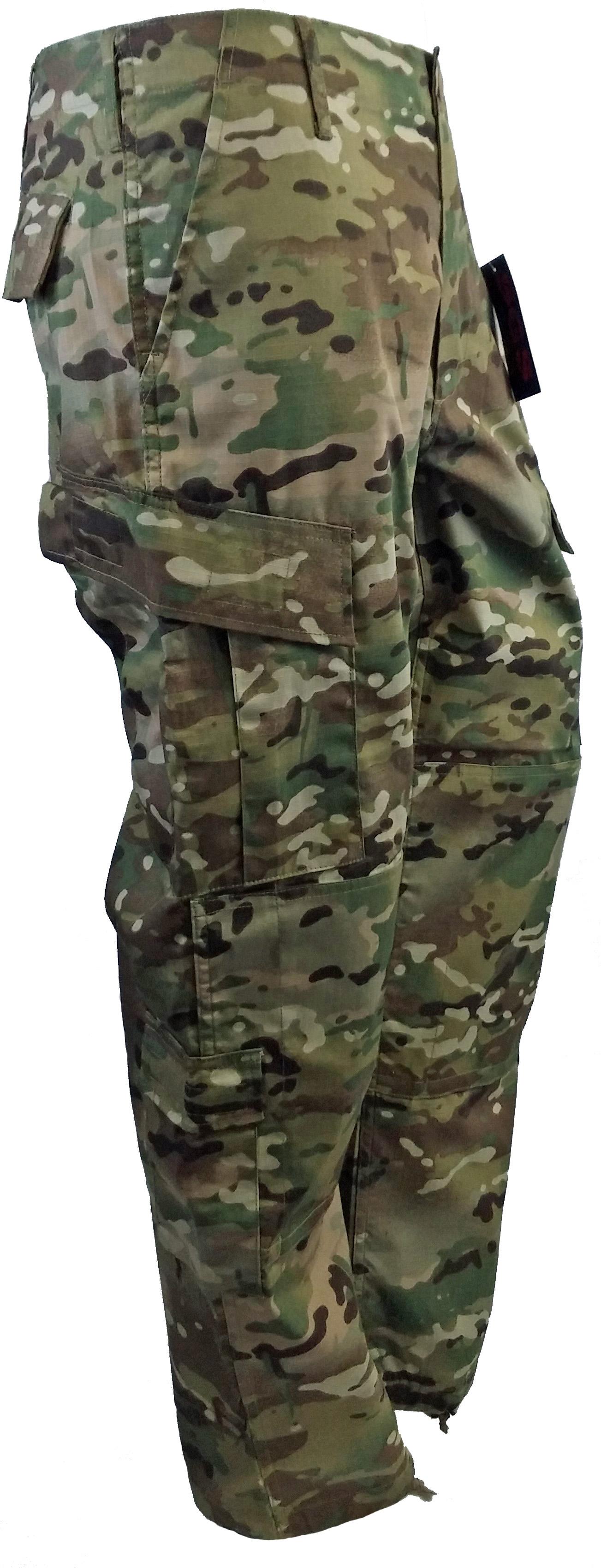 Pantalon SGS ACU multicam