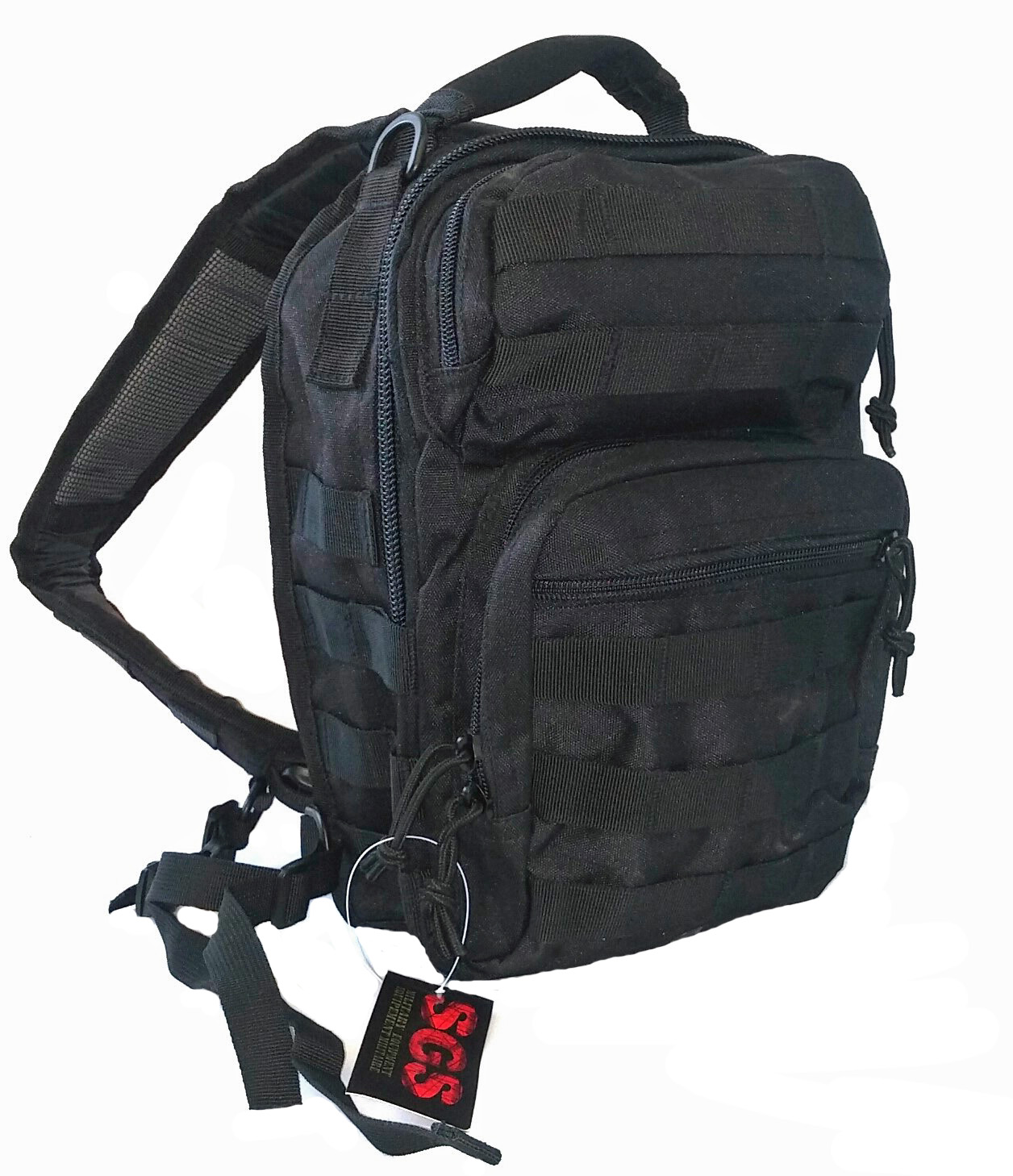 SGS Tactical assault pack small size-Black