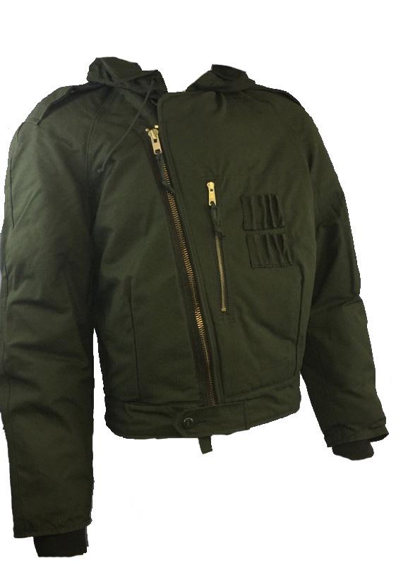 Man`s cold weather AFV crews new large jacket