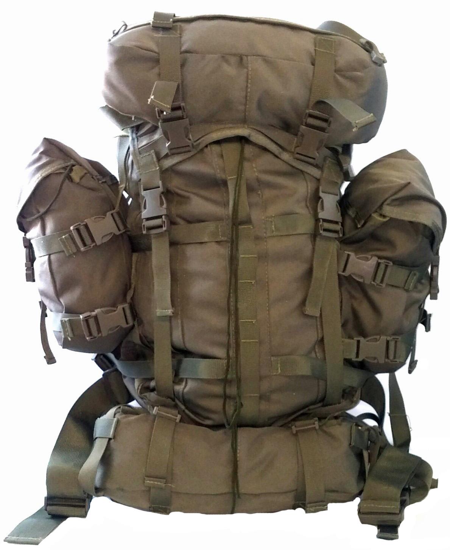 SGS Sac de patrouille force Canadienne kaki