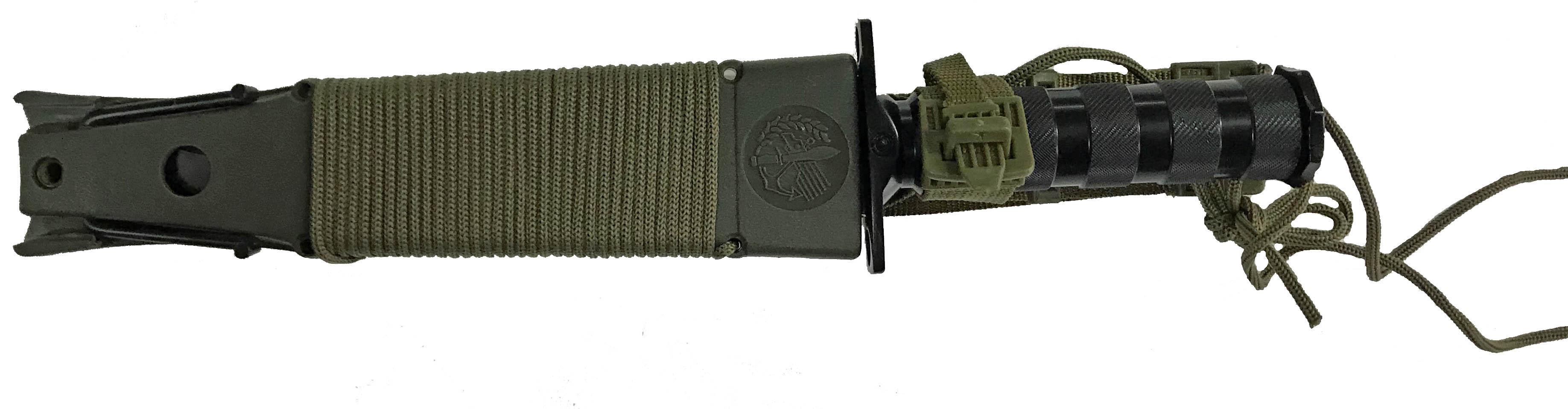 Couteau de survie 11001(nouveau modèle)