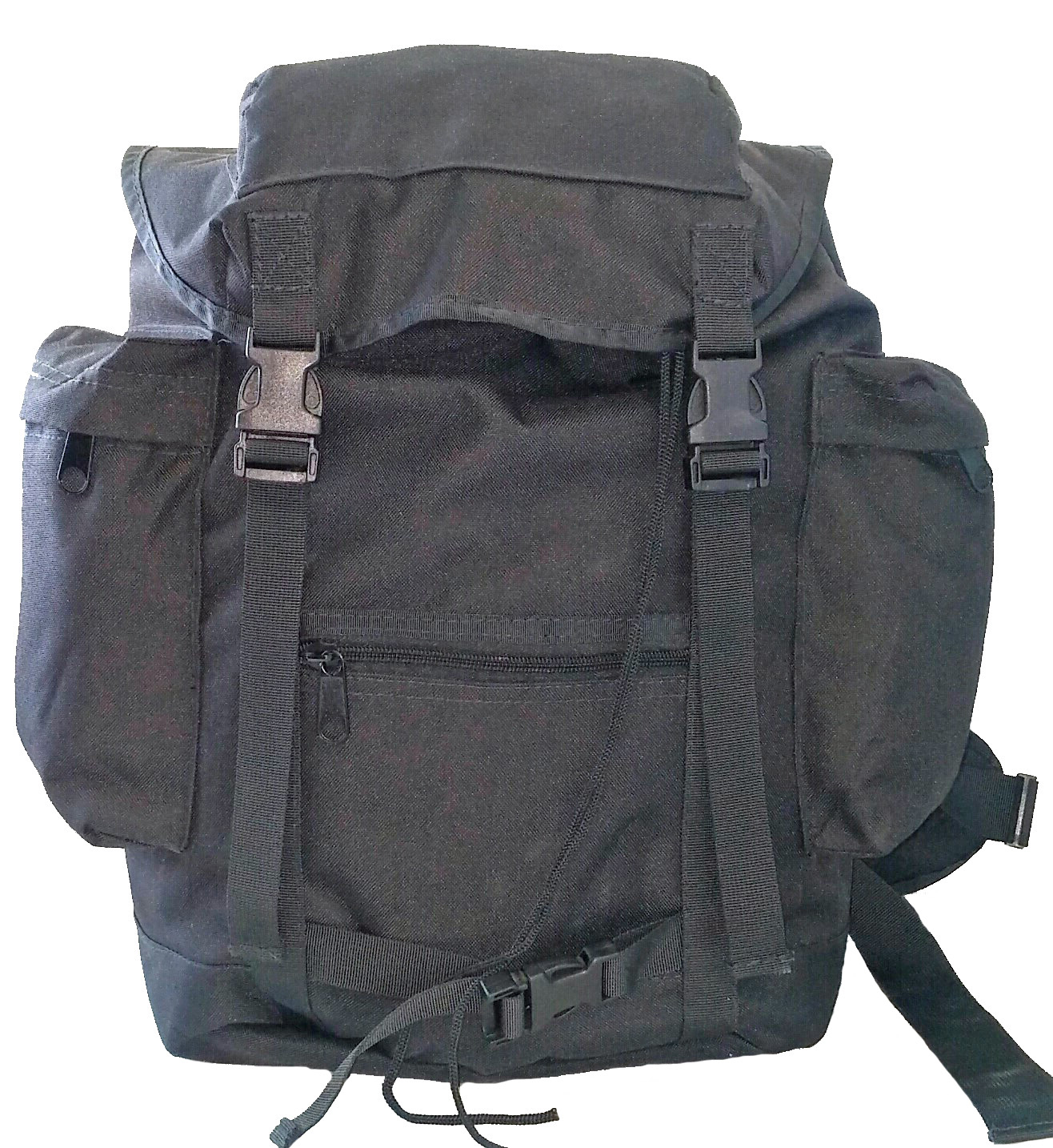 SGS Black 3 day backpack