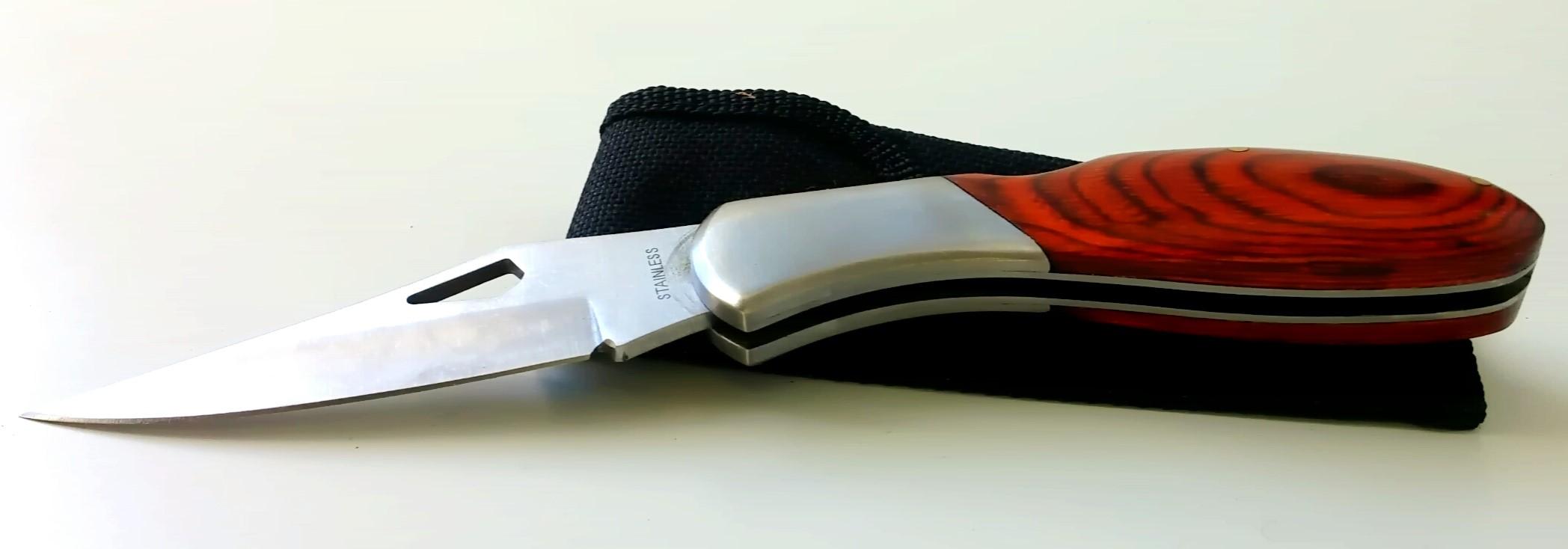 Couteau pliant style K1134A