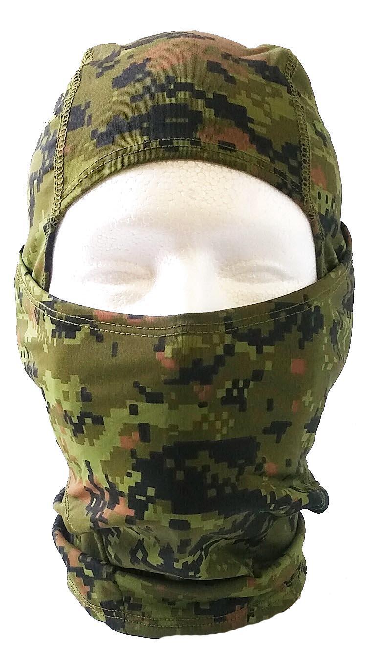 Canadian digital balaclava ninja style