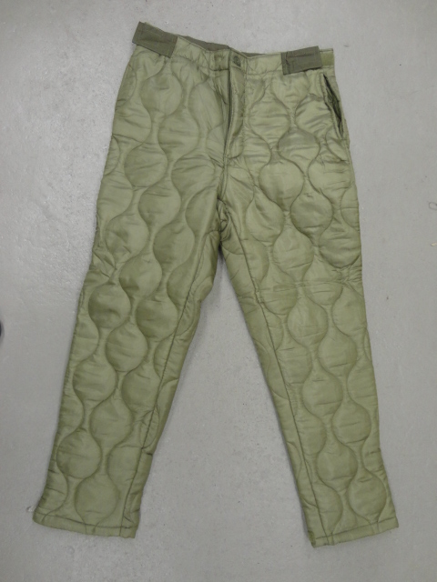SGS Pant liner Quilted
