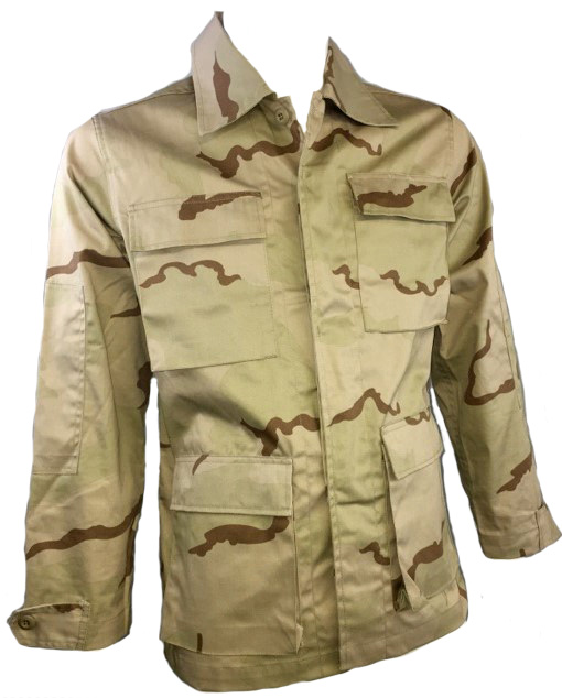 SGS TRI-DESERT COMBAT SHIRT ***in sale***