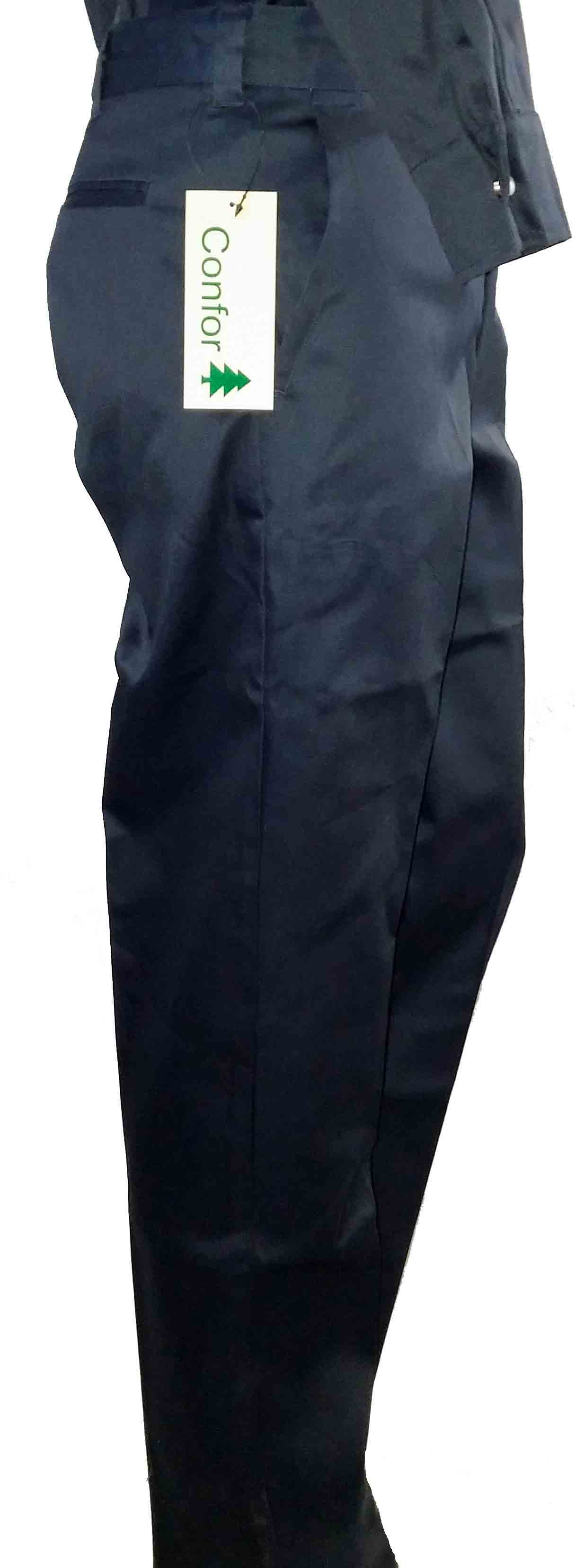 WORK PANT NAVY CONFORT