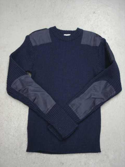 SGS Wool navy sweather