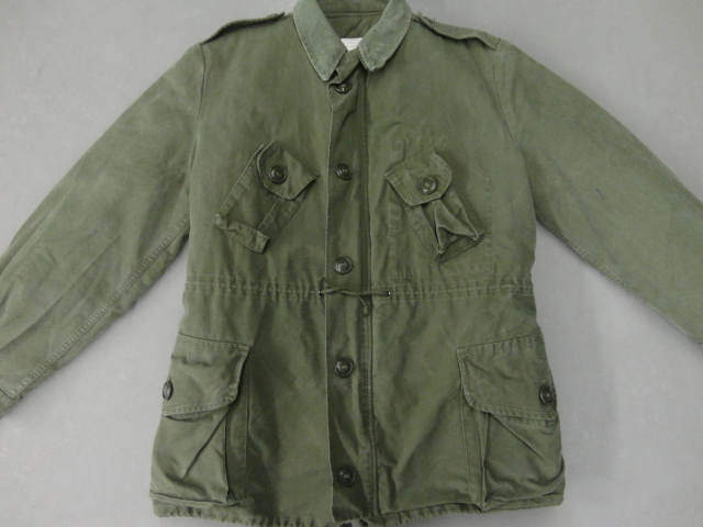 Canadian three seasons jacket used
