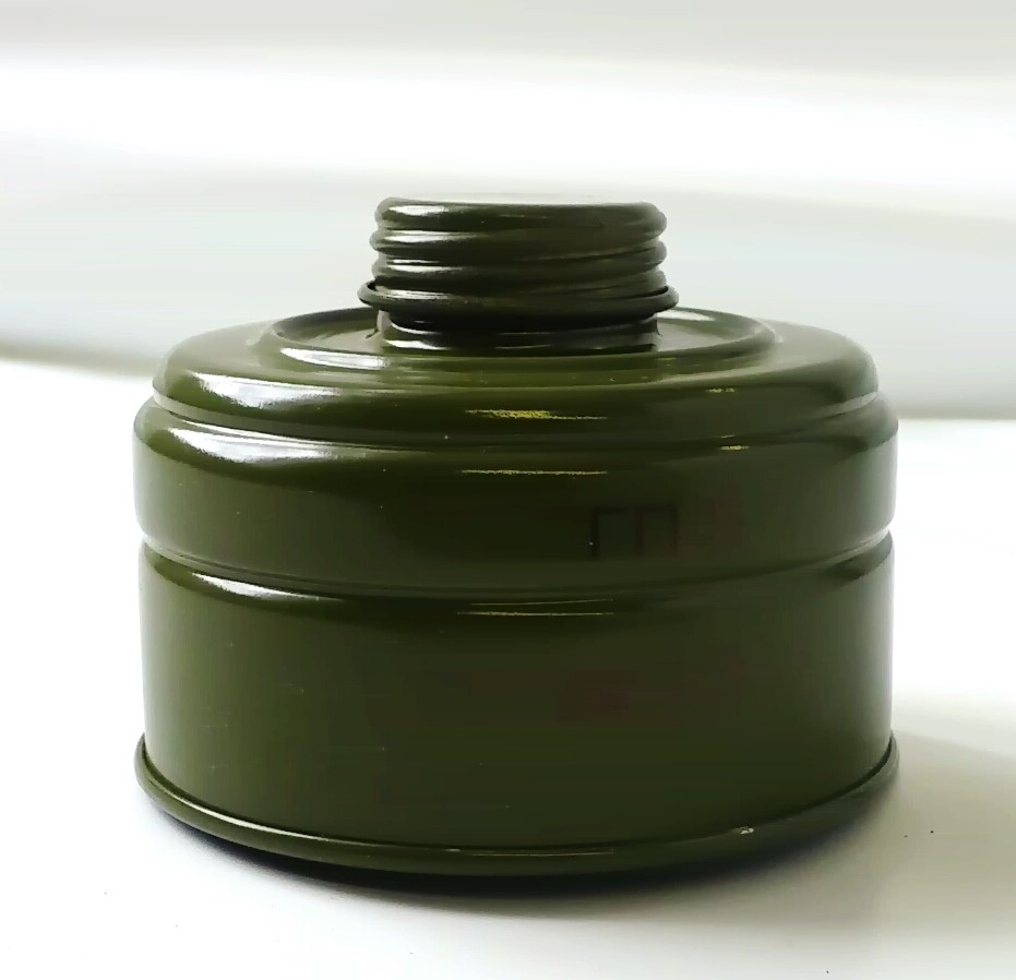 Filtre pour masque à gaz russe