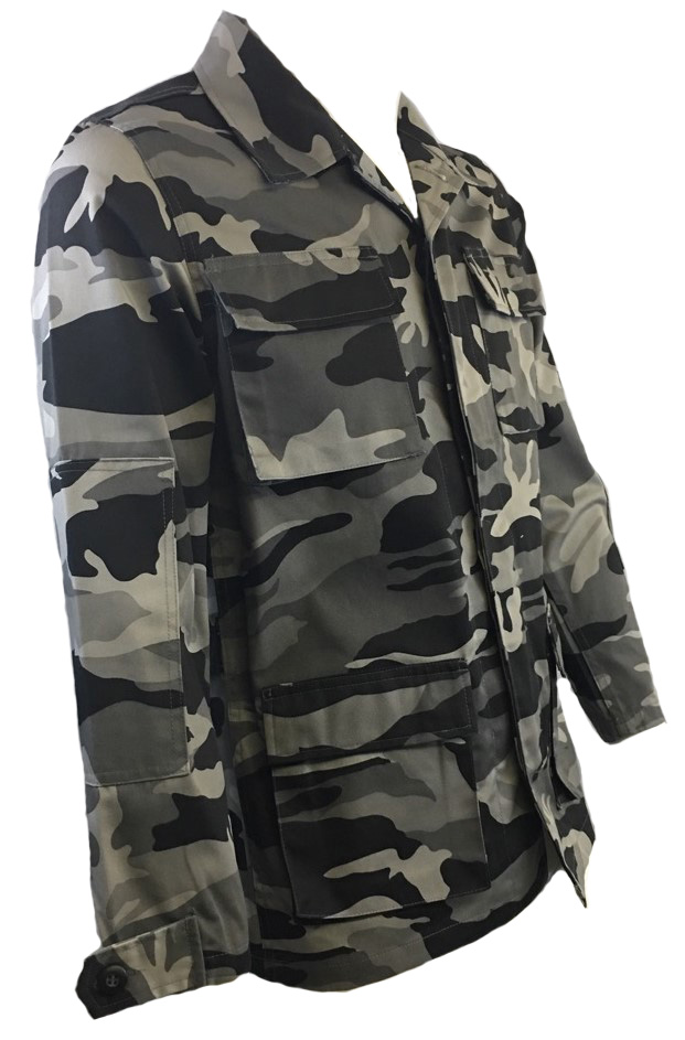 SGS night urban U.S combat style shirt
