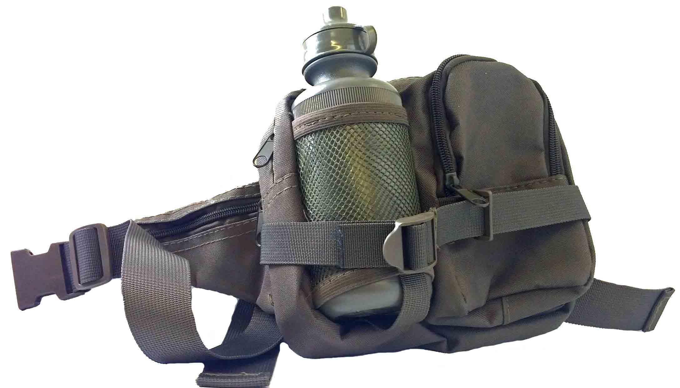 Olive drab fanny pack