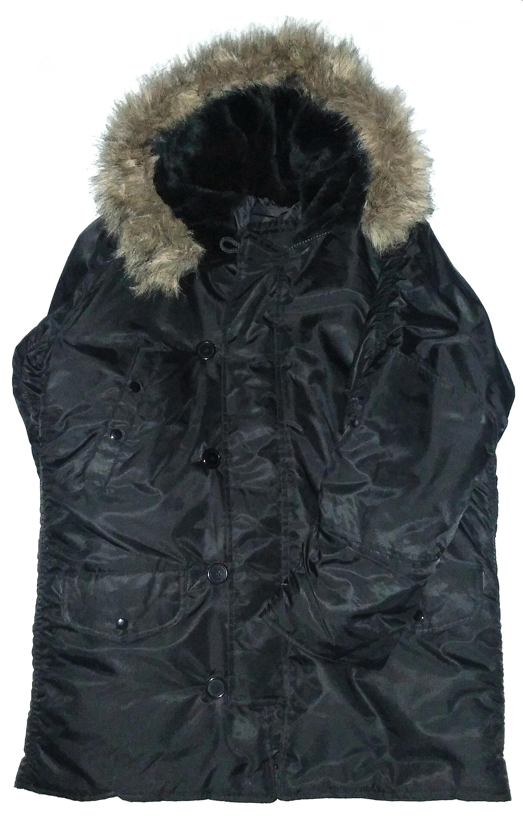 Manteau d`hiver N-3B parka