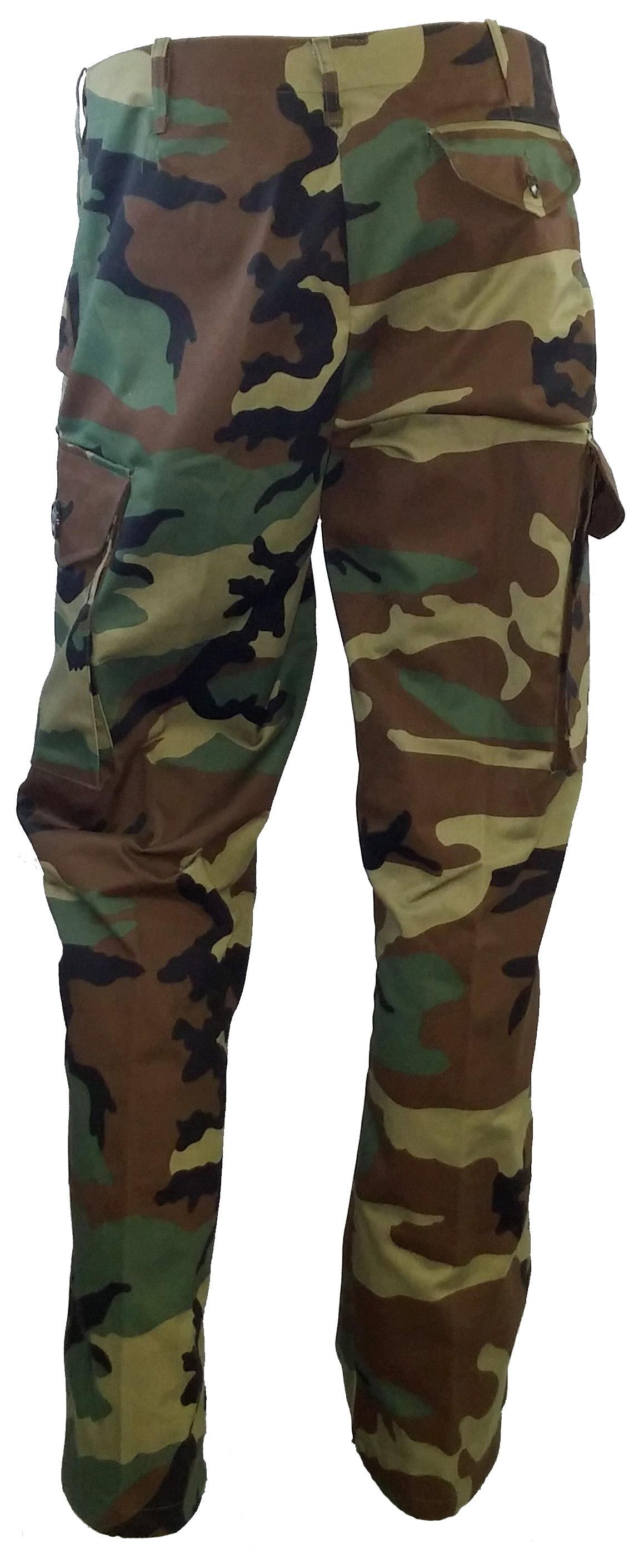 SGS Pantalon de combat style canadien (Toutes les couleurs)