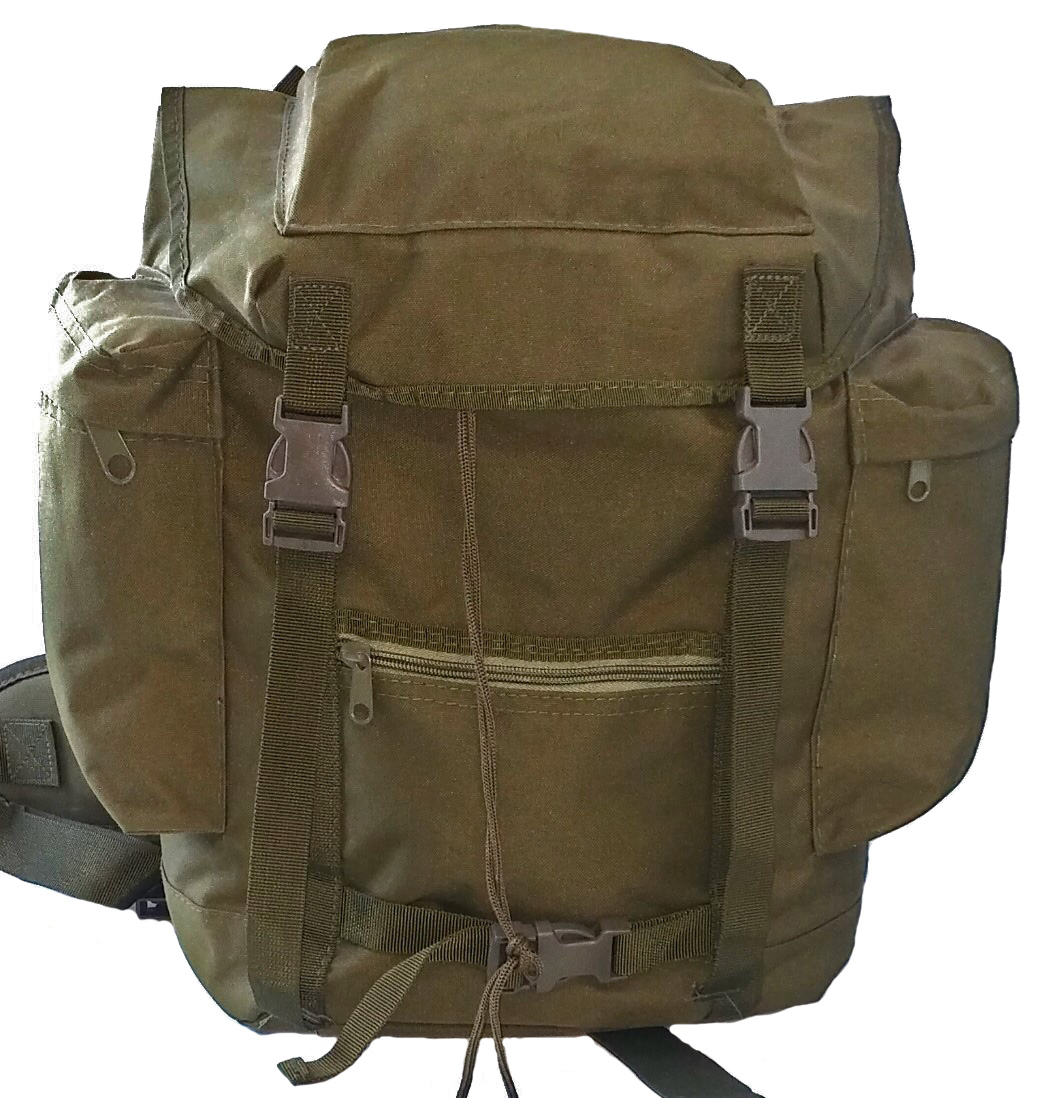 SGS Olive drab 3 days backpack