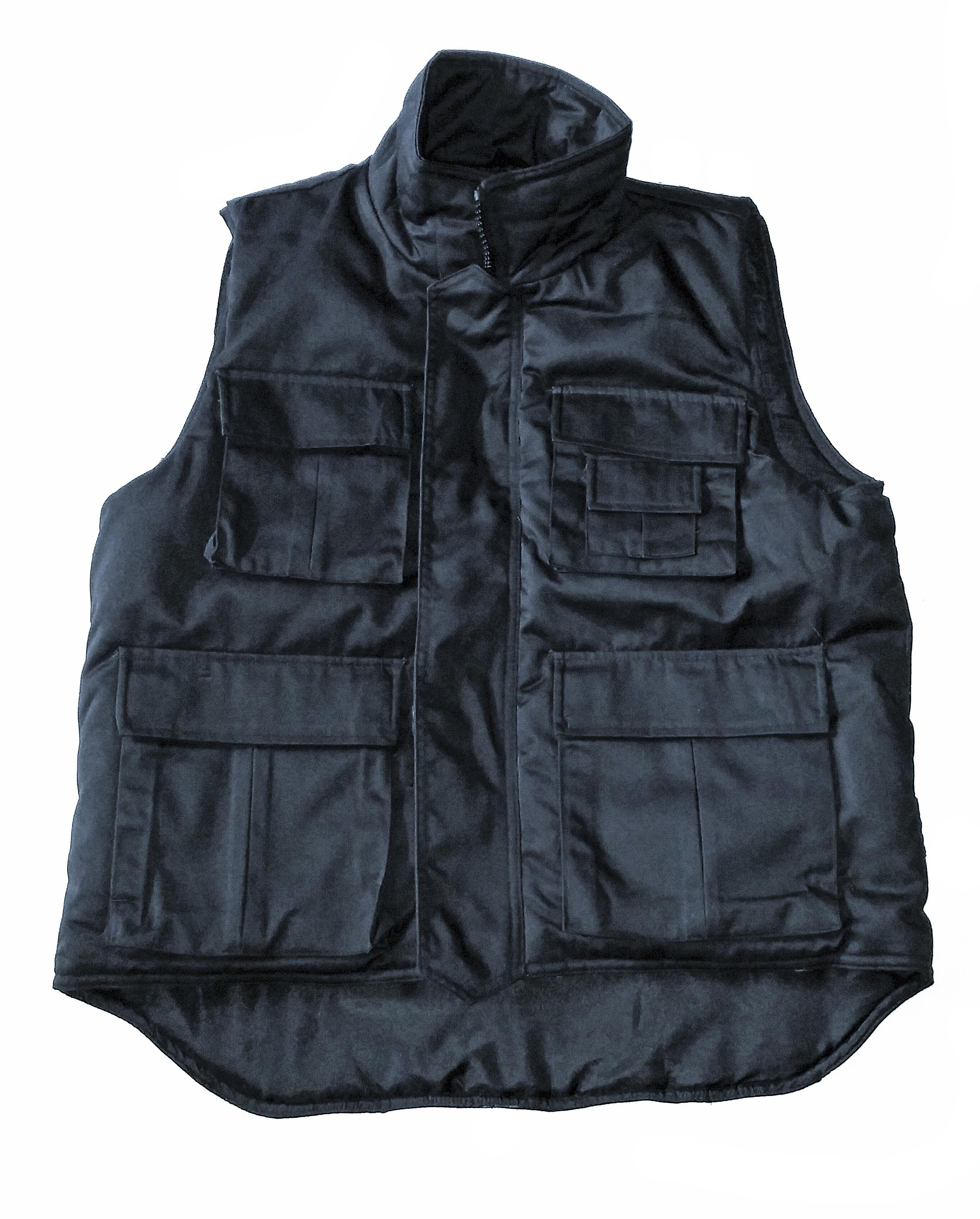 Veste de ranger - noire
