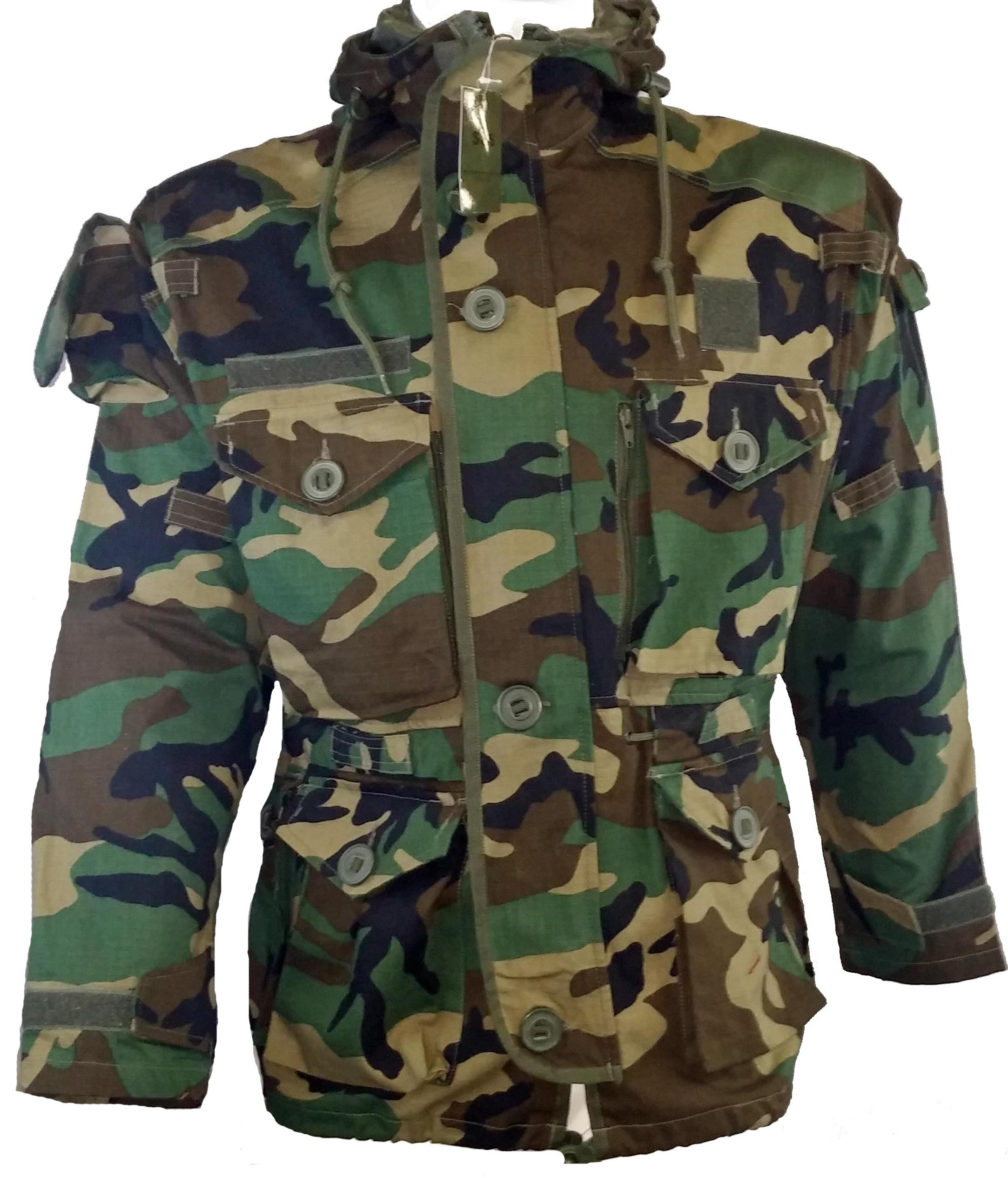 SGS paratroop coat