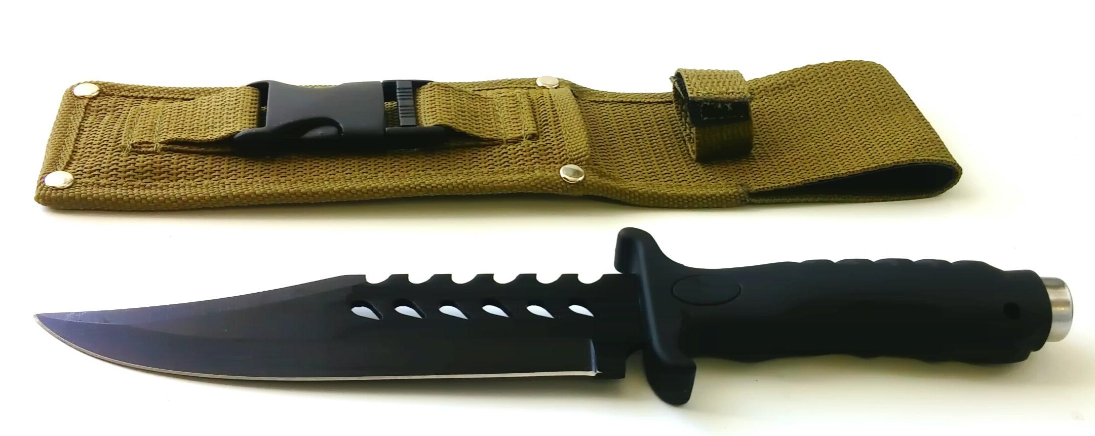 Survival knife 14164BK