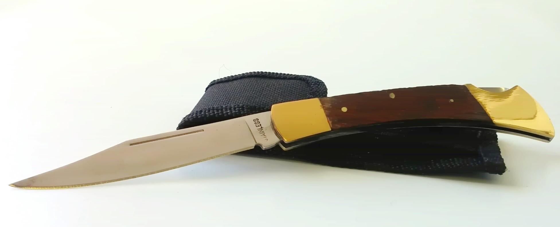 Couteau pliant style  K702