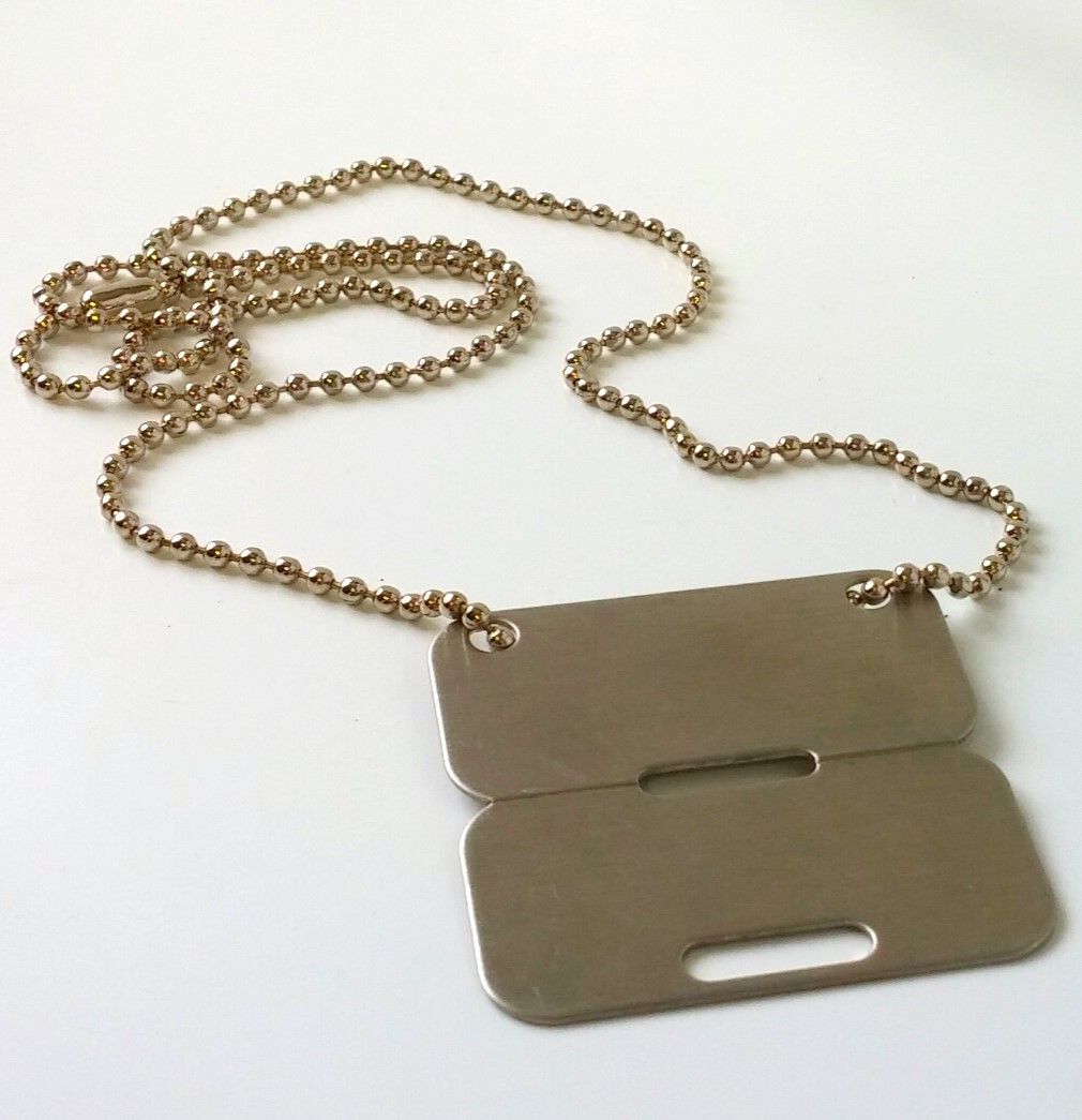Canadian dog tags