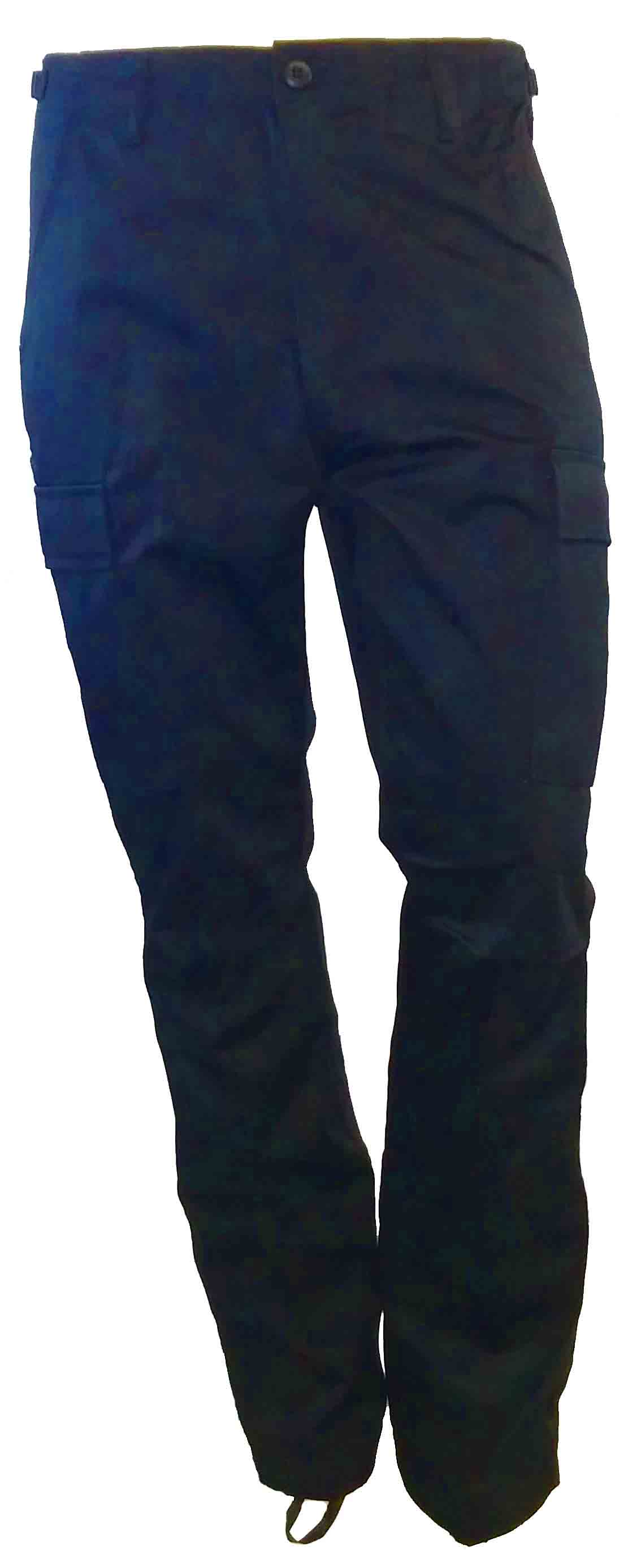 BDU army style navy pants