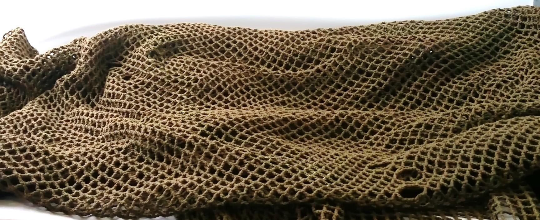 Swiss camouflage netting 20 X 20