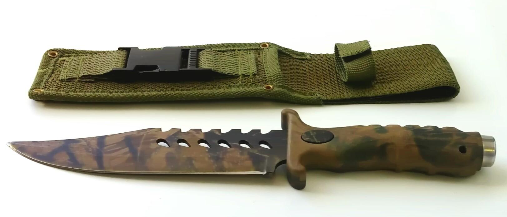 Couteau de survie 14164CA