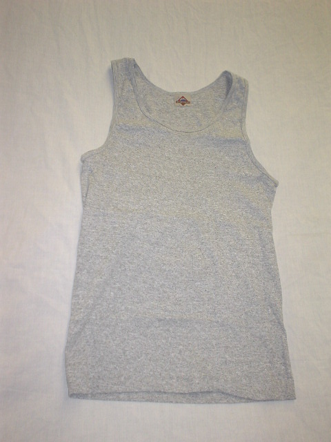 CAMISOLE GRISE