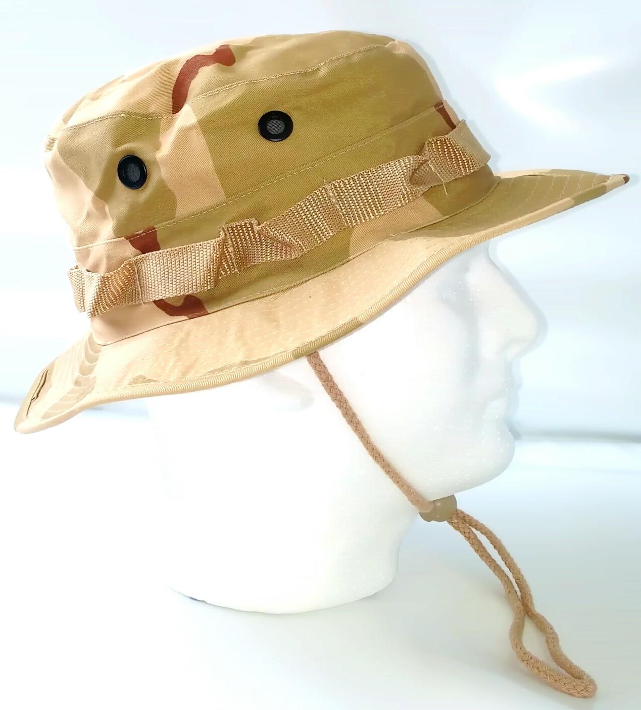 Bonnie hat camouflage désert
