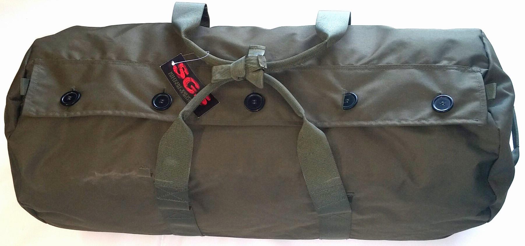 SGS Paratrooper bag Olive drab