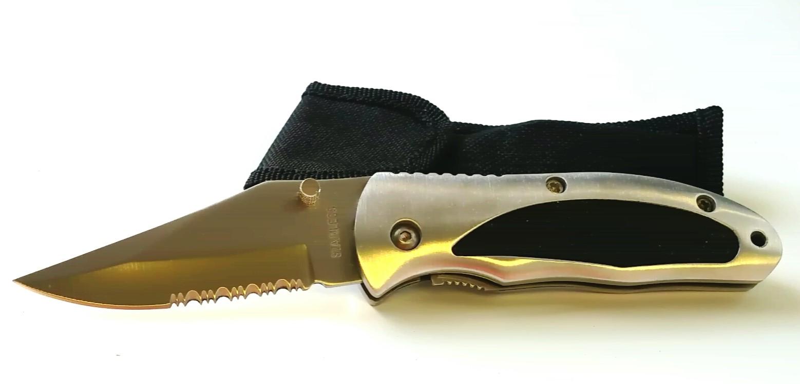 Couteau pliant style K1175L