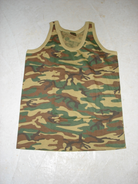 CAMISOLE CAMOUFLAGE