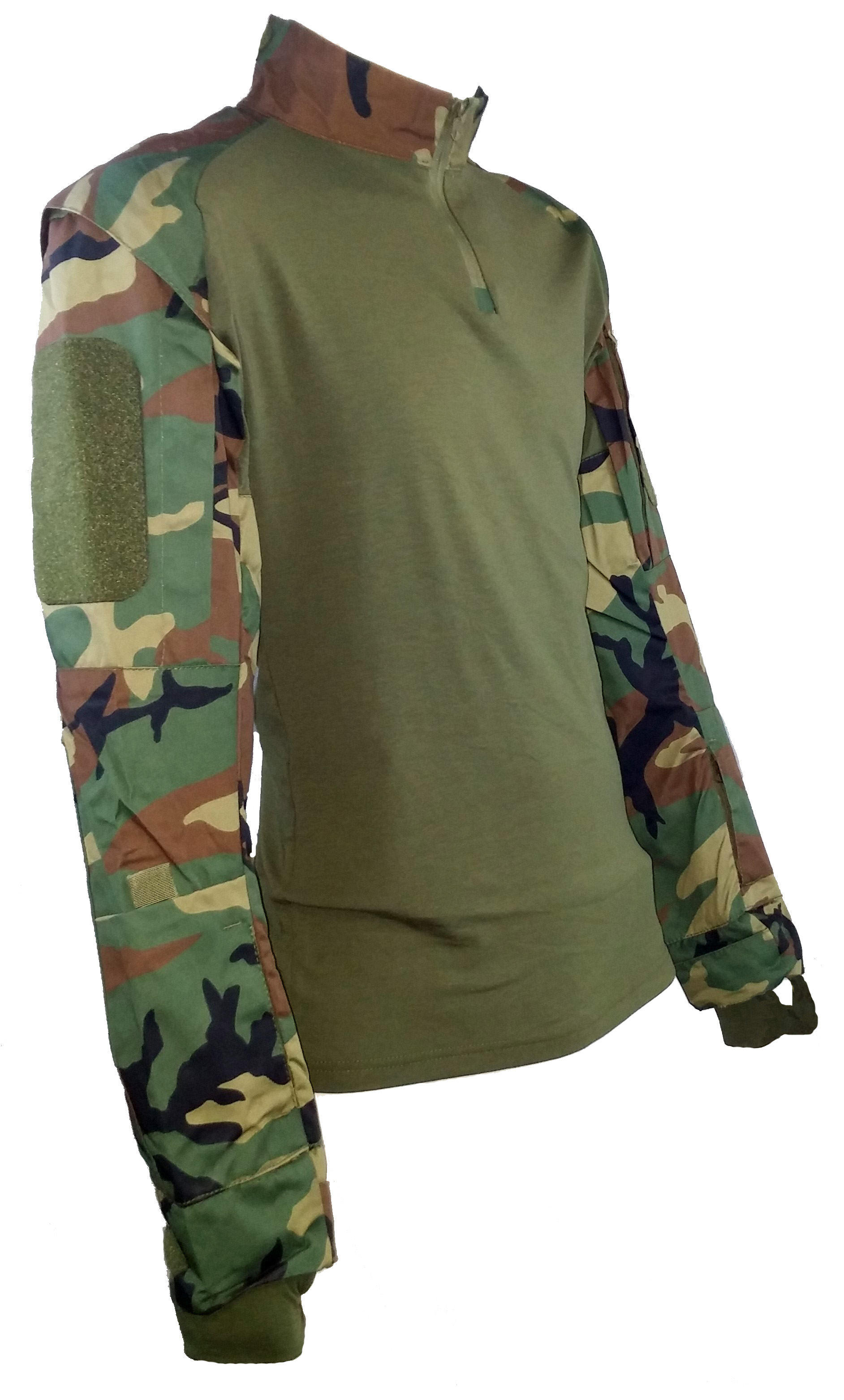 SGS Woodland Tactical sweater
