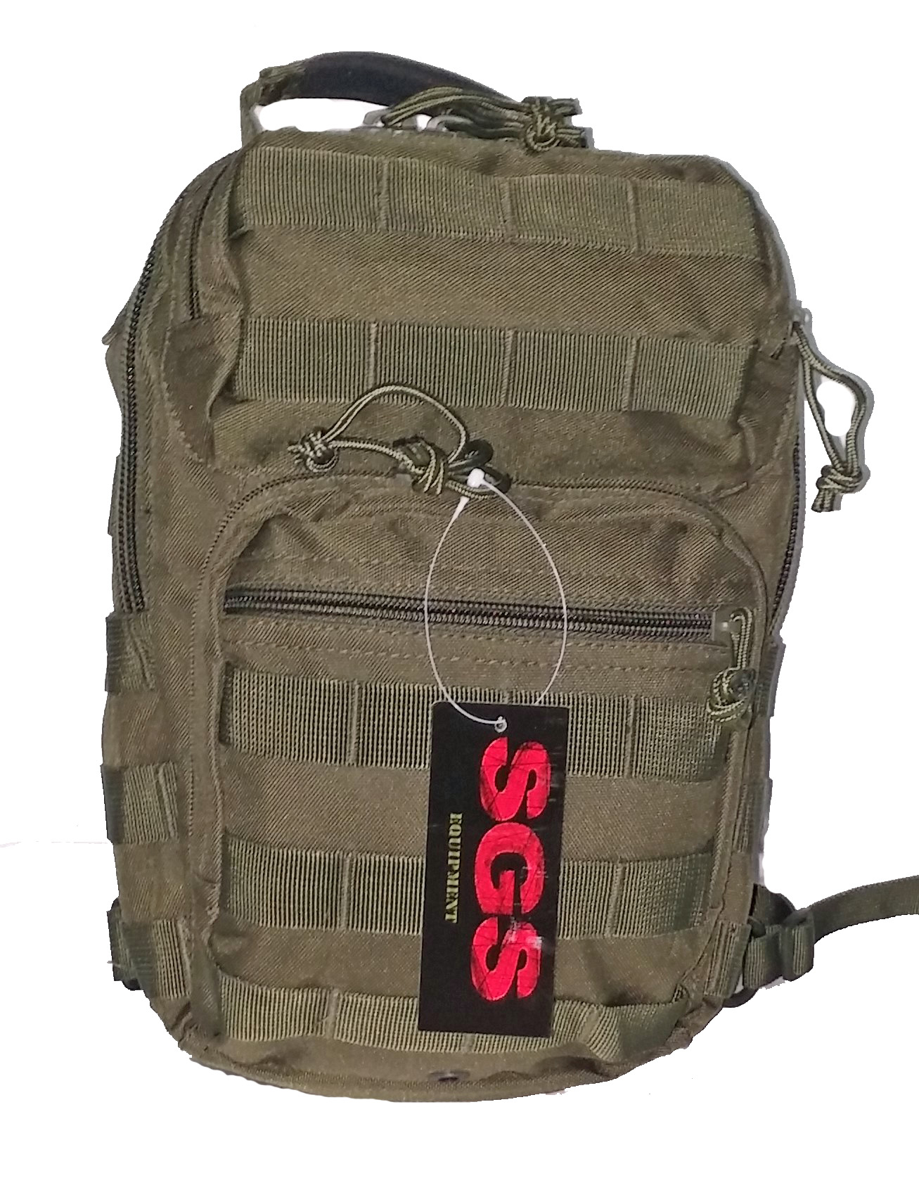 Tactical assault pack small size-Olive Drab