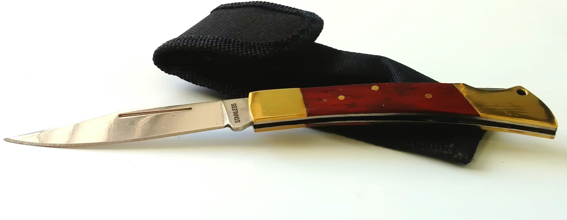 Folding knife style K701