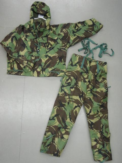 Dutch chemical suit