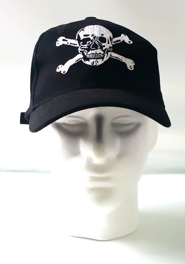 Skull and bone cap