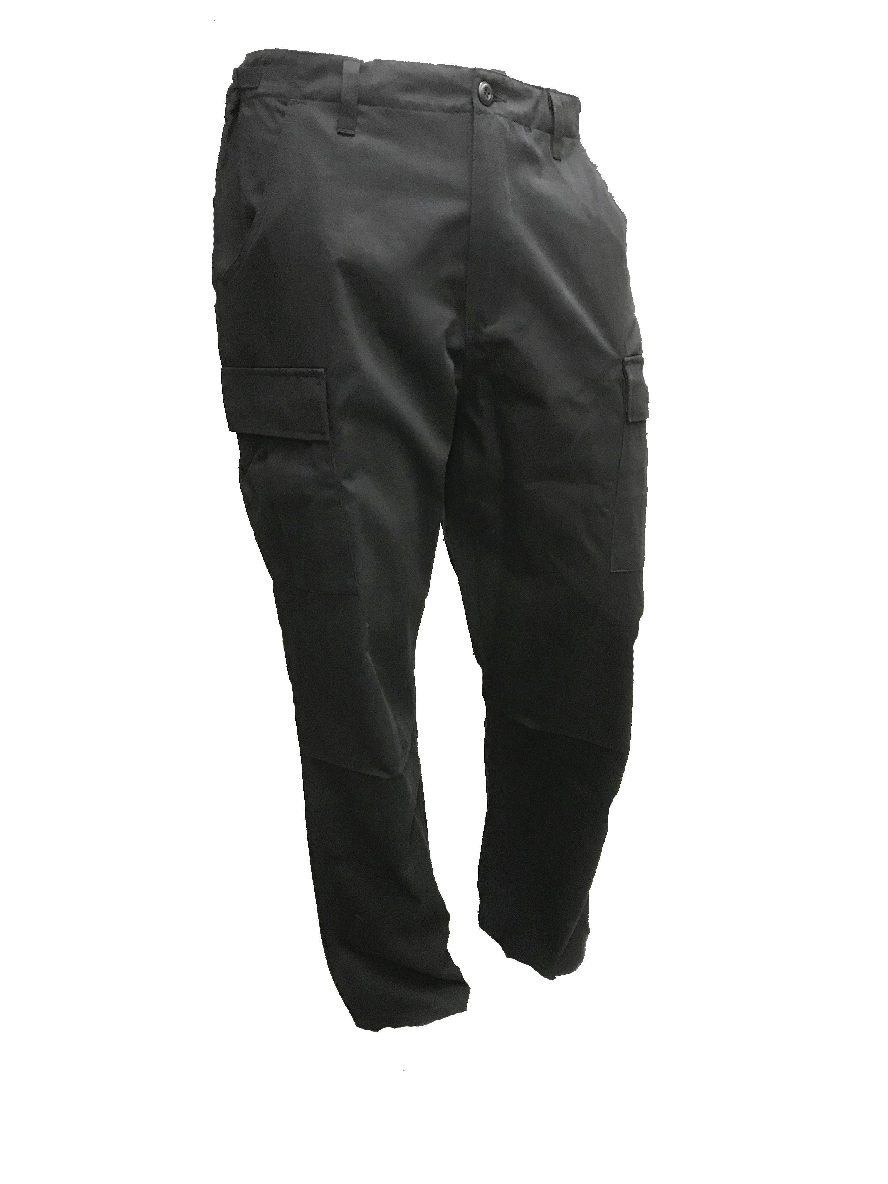 SGS Pantalon cargo Noir
