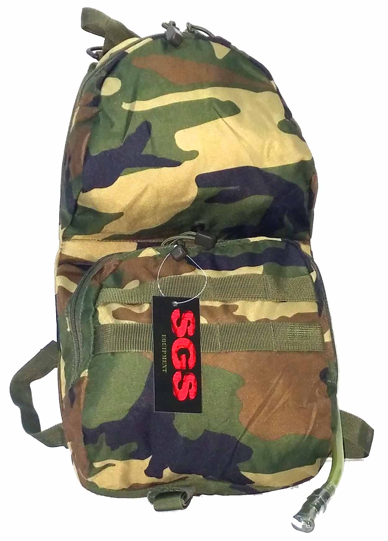 SGS Woodland hydratation pack