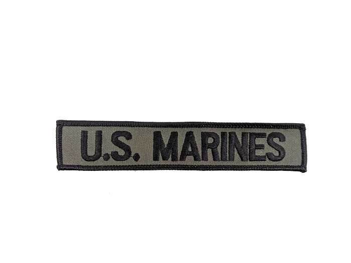 "Écusson ""U.S. marines"""