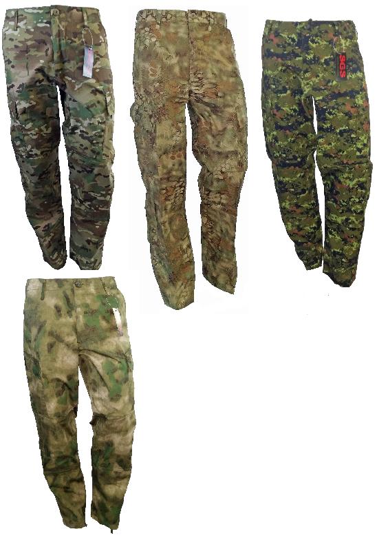 Pantalon de combat style ACU