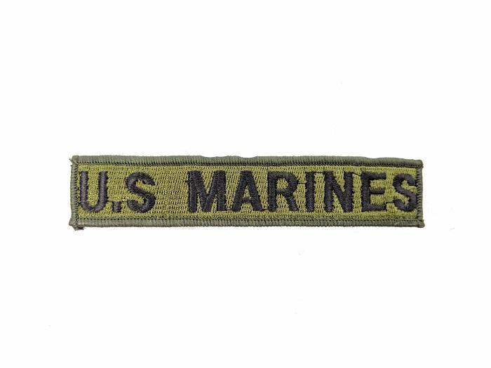 """U.S. MARINES"" patch"