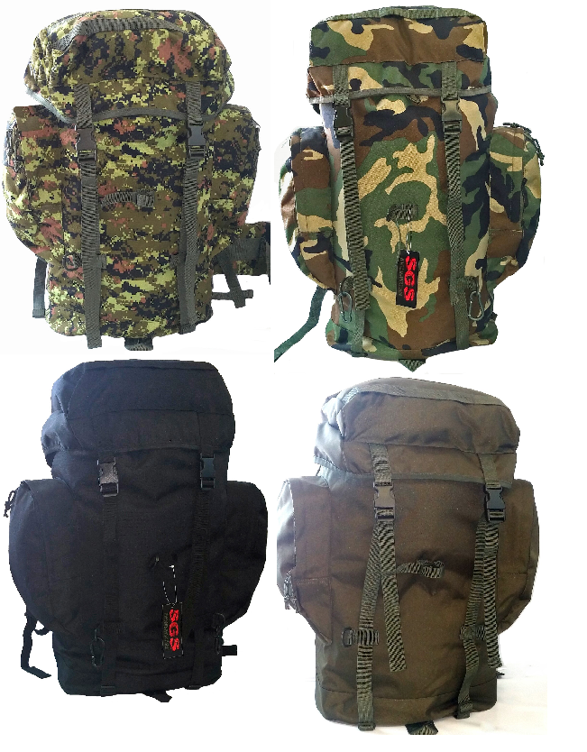 65L backpack
